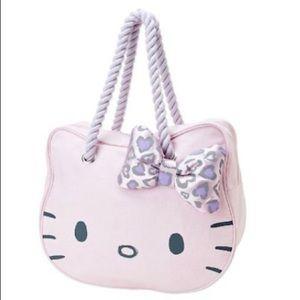 Authentic Hello Kitty Sanrio Tote